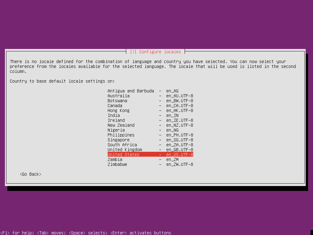 Ubuntu 18.10 Server UEFI-2015-01-22-20-46-48