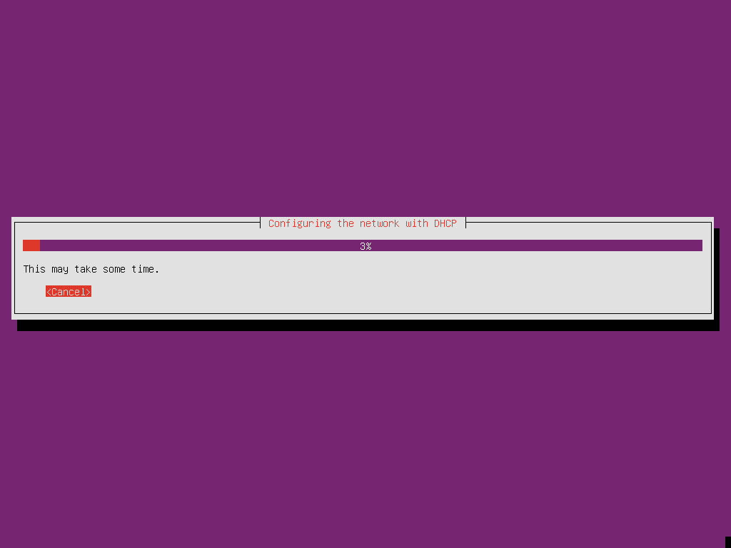 Ubuntu 18.10 Server UEFI-2015-01-22-20-49-15
