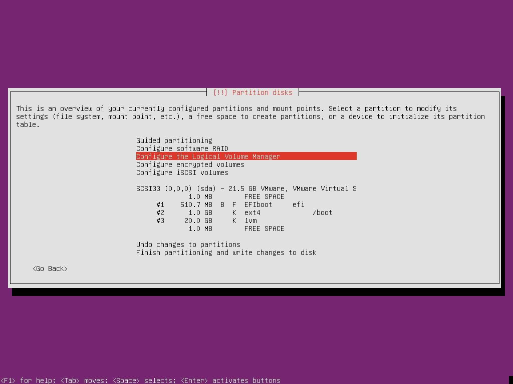 Ubuntu 18.10 Server UEFI-2015-01-22-21-01-43