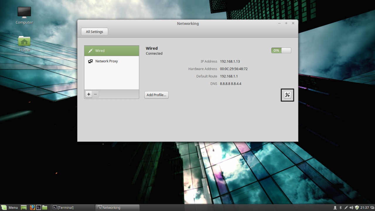 Integrate Linux Mint 19 1 to Windows Server 2019 Active
