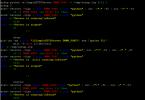 Bash Command for SimpleHTTPServer
