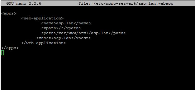 asp.net webapp file